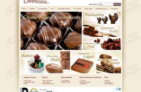 Chocolate Ecommerce